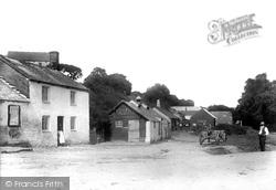 The Village Green 1904, Gweek