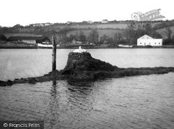View Of River Helford And Swans' Nest c.1960, Gweek