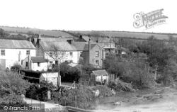 Village And Stream c.1950, Gweek