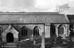 Gwennap, Church Of St Weneppa c.1955
