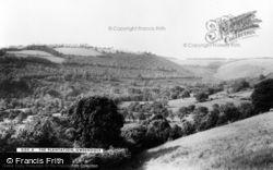 Gwernogle, The Plantation c.1955