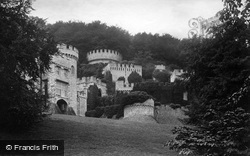 Gwrych Castle, c.1875