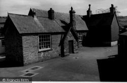 School c.1955, Gwytherin