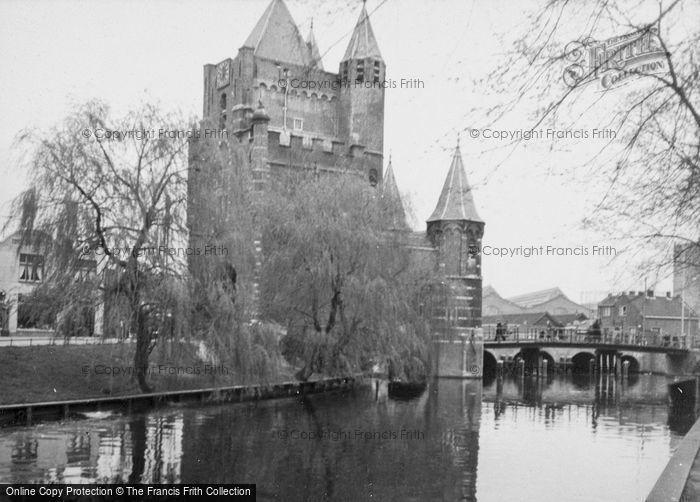 Photo of Haarlem, Amsterdamse Poort 1938