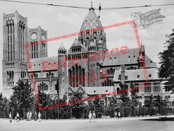 Cathedral Of St Bavo c.1930, Haarlem