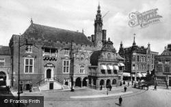 City Hall c.1930, Haarlem