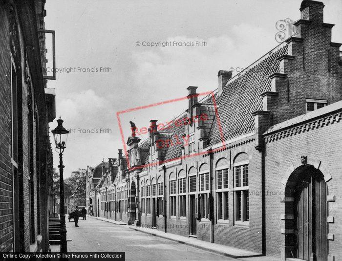 Photo of Haarlem, Frans Hals Museum c.1930