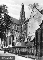Great Church, Consistory c.1930, Haarlem