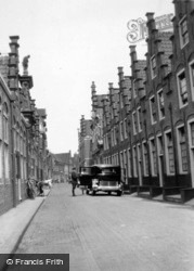Groot Heiligland c.1930, Haarlem