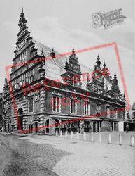 Grote Markt, The Vleeshal c.1930, Haarlem