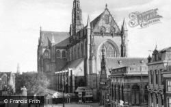 Grote Of Sint-Bavokerk c.1930, Haarlem