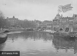 The River Spaame 1938, Haarlem