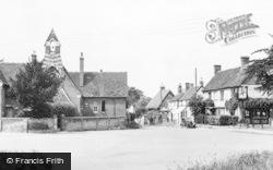 Church End c.1955, Haddenham