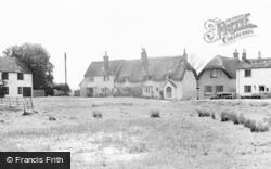 Church Square c.1960, Haddenham