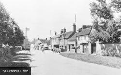 Church Way c.1950, Haddenham