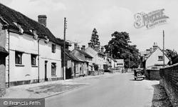 Church Way c.1955, Haddenham