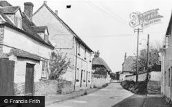 Flint Street c.1960, Haddenham