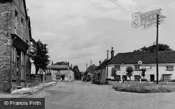 Fort End Square c.1955, Haddenham