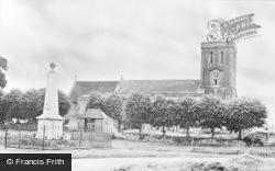 St Mary's Church c.1955, Haddenham