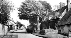 Station Road c.1960, Haddenham