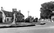 Haddenham, the Green c1950