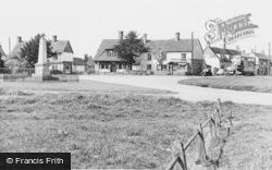 The Green c.1960, Haddenham
