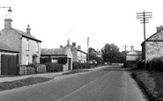 Haddenham, West End c1950