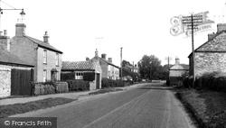 Haddenham, West End c.1950