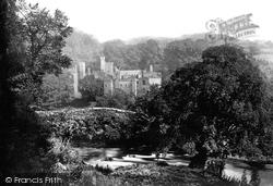 1886, Haddon Hall