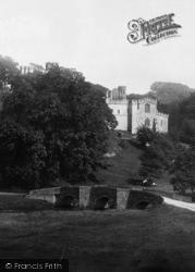 And Bridge 1886, Haddon Hall