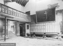 Banqueting Hall c.1900, Haddon Hall