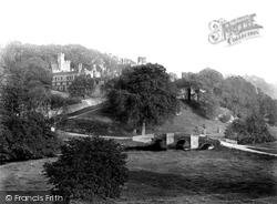c.1860, Haddon Hall