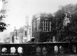 c.1867, Haddon Hall