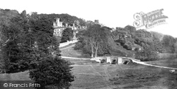 c.1870, Haddon Hall