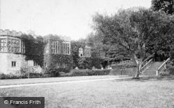 c.1880, Haddon Hall