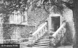 Dorothy Vernon's Door c.1886, Haddon Hall