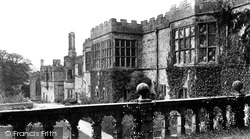 From The Terrace c.1870, Haddon Hall