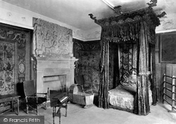 State Bed 1902, Haddon Hall