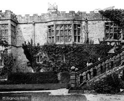 Terrace Steps c.1860, Haddon Hall