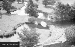 The Bridge 1949, Haddon Hall