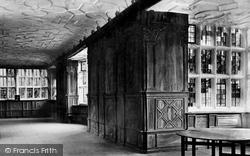 The Long Gallery c.1870, Haddon Hall
