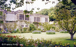 The Lower Courtyard 2000, Haddon Hall