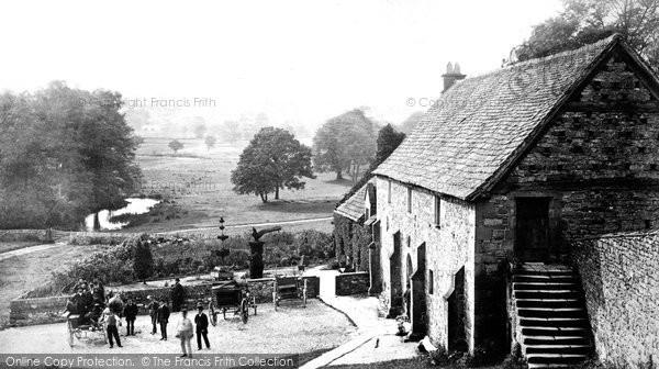 Haddon Hall photo