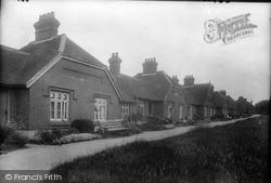 Hadleigh, Almshouses 1922