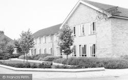 Hadleigh, Angel Court c.1965