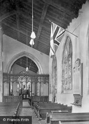 Hadleigh, Church, Chapel And War Memorial 1922
