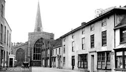 Hadleigh, Church Street c.1950