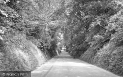 Hadleigh, Friar's Hill c.1955