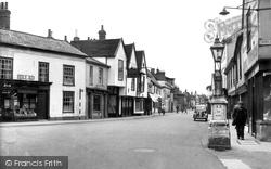 Hadleigh, High Street c.1955