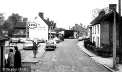 Hadleigh, High Street c.1960